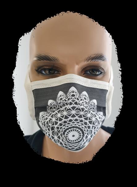 """Erwachsenenschutzmaske """"Mandala"""""""