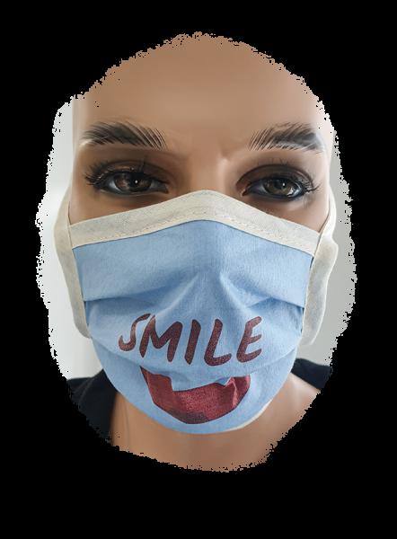"""Erwachsenenschutzmaske """"Smile"""""""